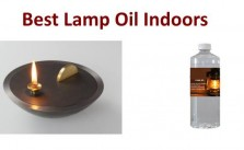 Best lamp oil for indoors prepping