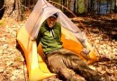 Bushcraft backpacking trip Canada