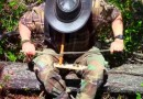 Make Natural Cordage Survival Friction Fire Starter