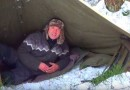 Used Army gear camping survival bushcraft