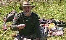 What is a bushcraft haversack