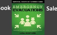 emergency survival book sale