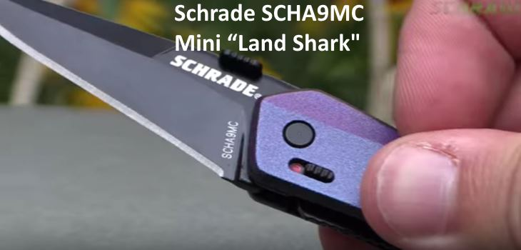Schrade SCHA9MC Mini review