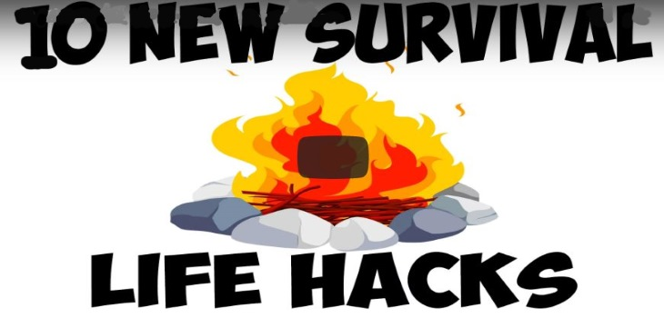 10 simple survival hacks
