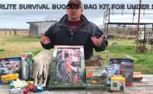 Superlite Survival Bugout Bag Kit For Under $100